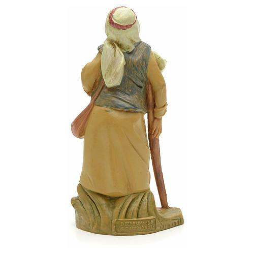 Pastor con la muleta 12 cm Fontanini 2