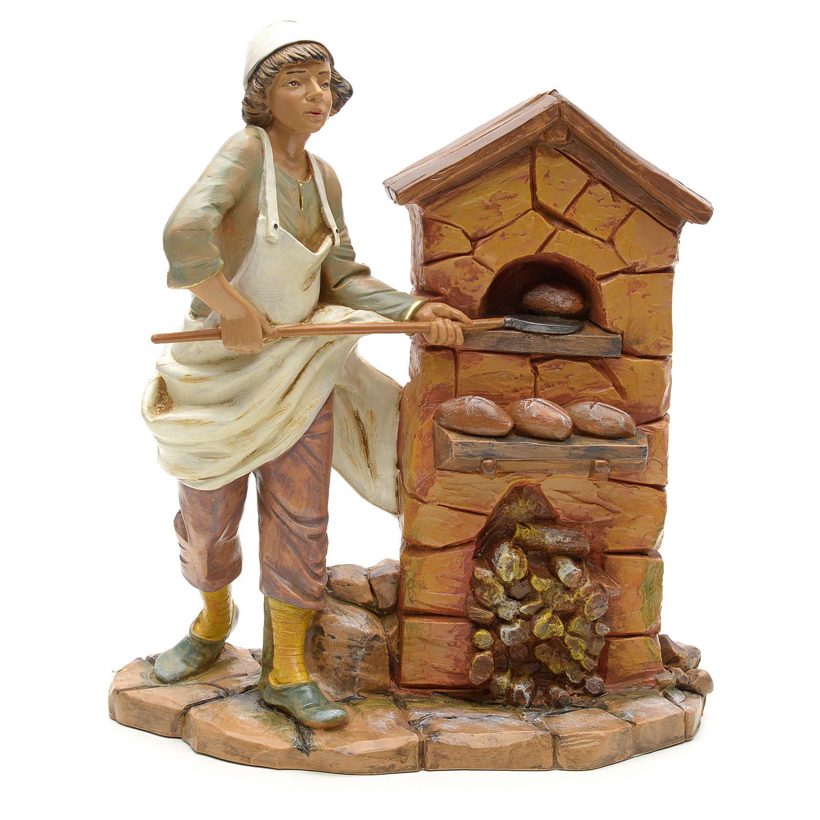 Panadero 30 cm Fontanini 4