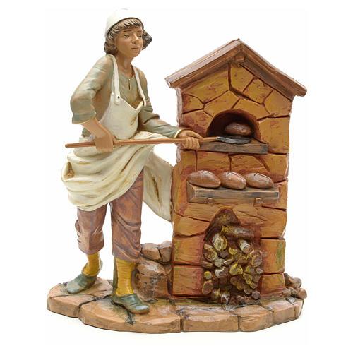 Panadero 30 cm Fontanini 1