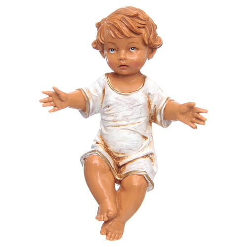 Enfant Jésus crèche Fontanini 30 cm 2