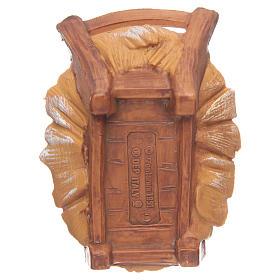 Niño Jesús para Belén Fontanini con figuras de altura media 12 cm s5