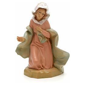 Vierge Marie crèche Fontanini 12 cm s1