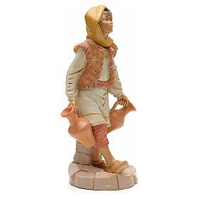 Pasterz z dzbanami 30 cm Fontanini s2