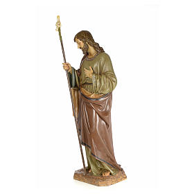 San Giuseppe 160 cm pasta di legno dec. elegante s2