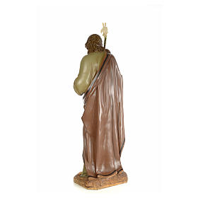 San Giuseppe 160 cm pasta di legno dec. elegante s3