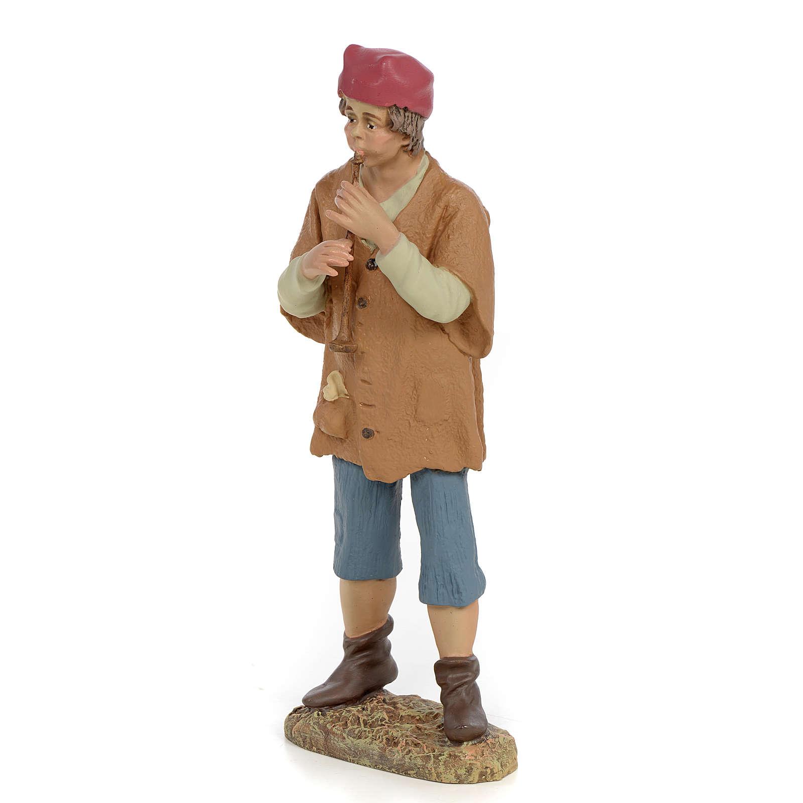 Nativity figurine, fifer, 30cm (fine decoration) 3