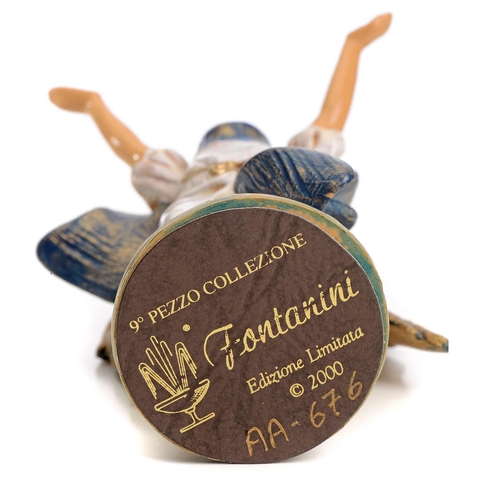 Erela 12 cm Fontanini edición limitada año 2000 4