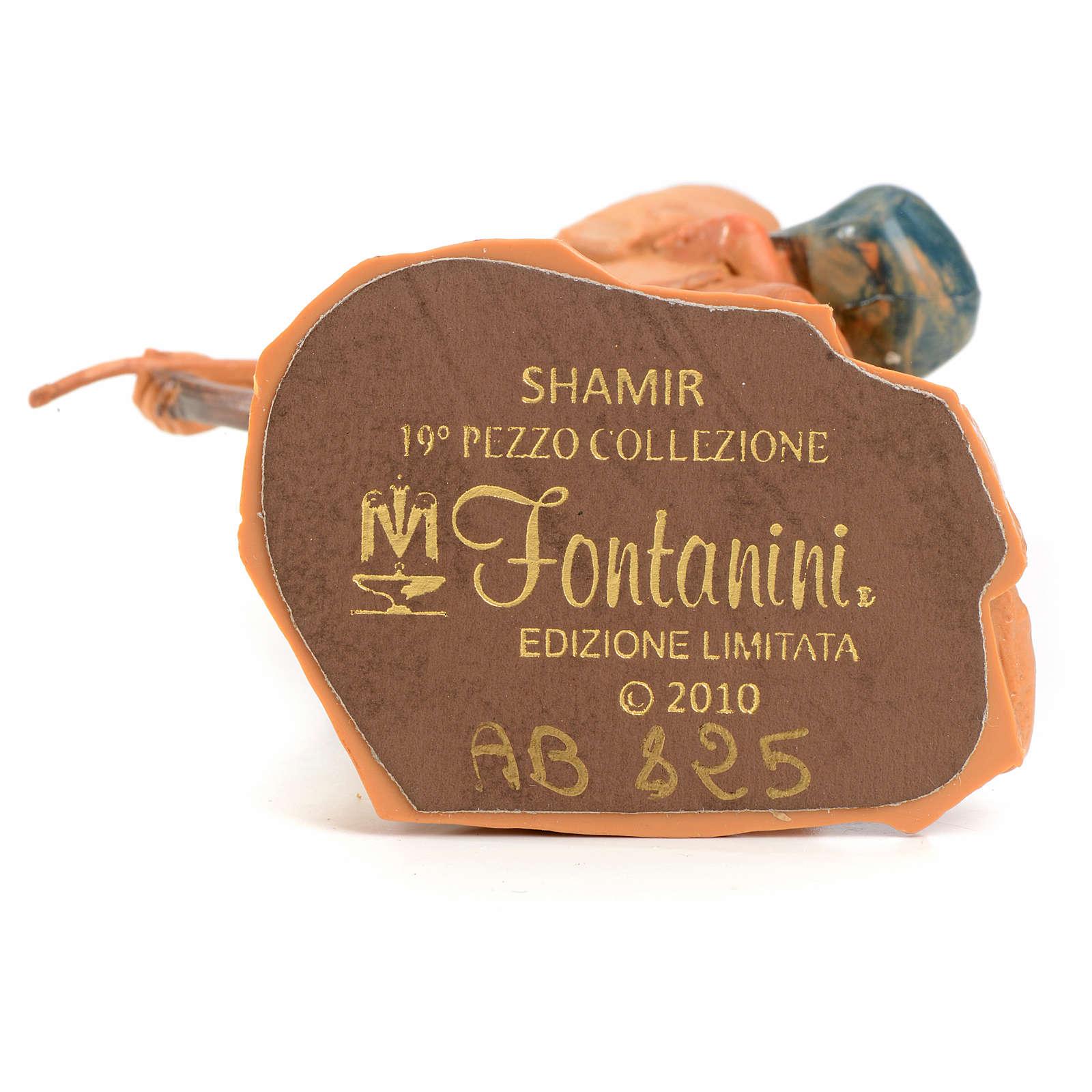 Shamir crèche 12 cm édition limitée 3