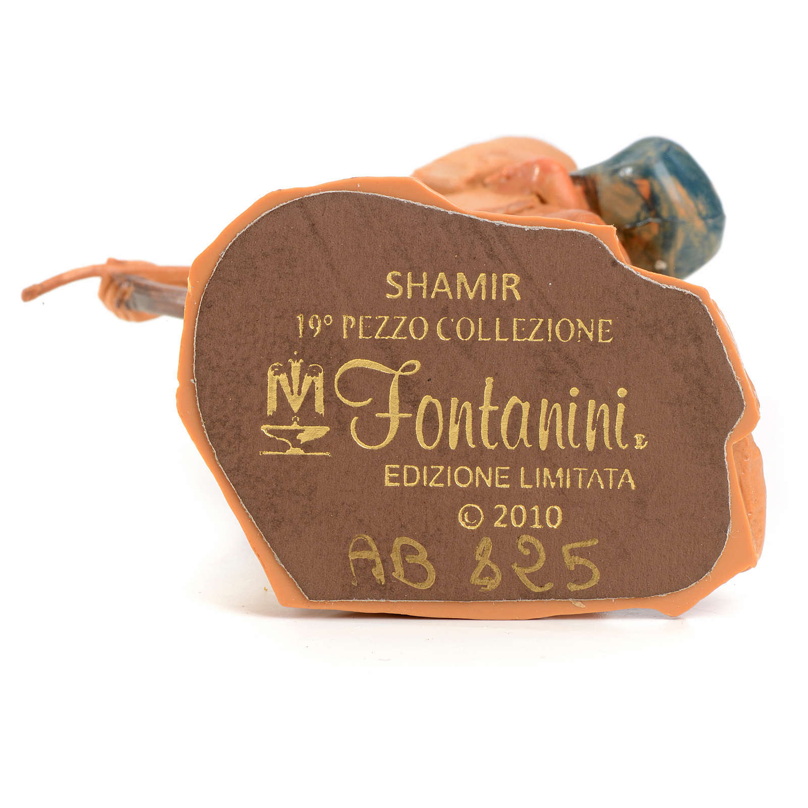 Shamir 12 cm Fontanini edizione limitata anno 2010 3