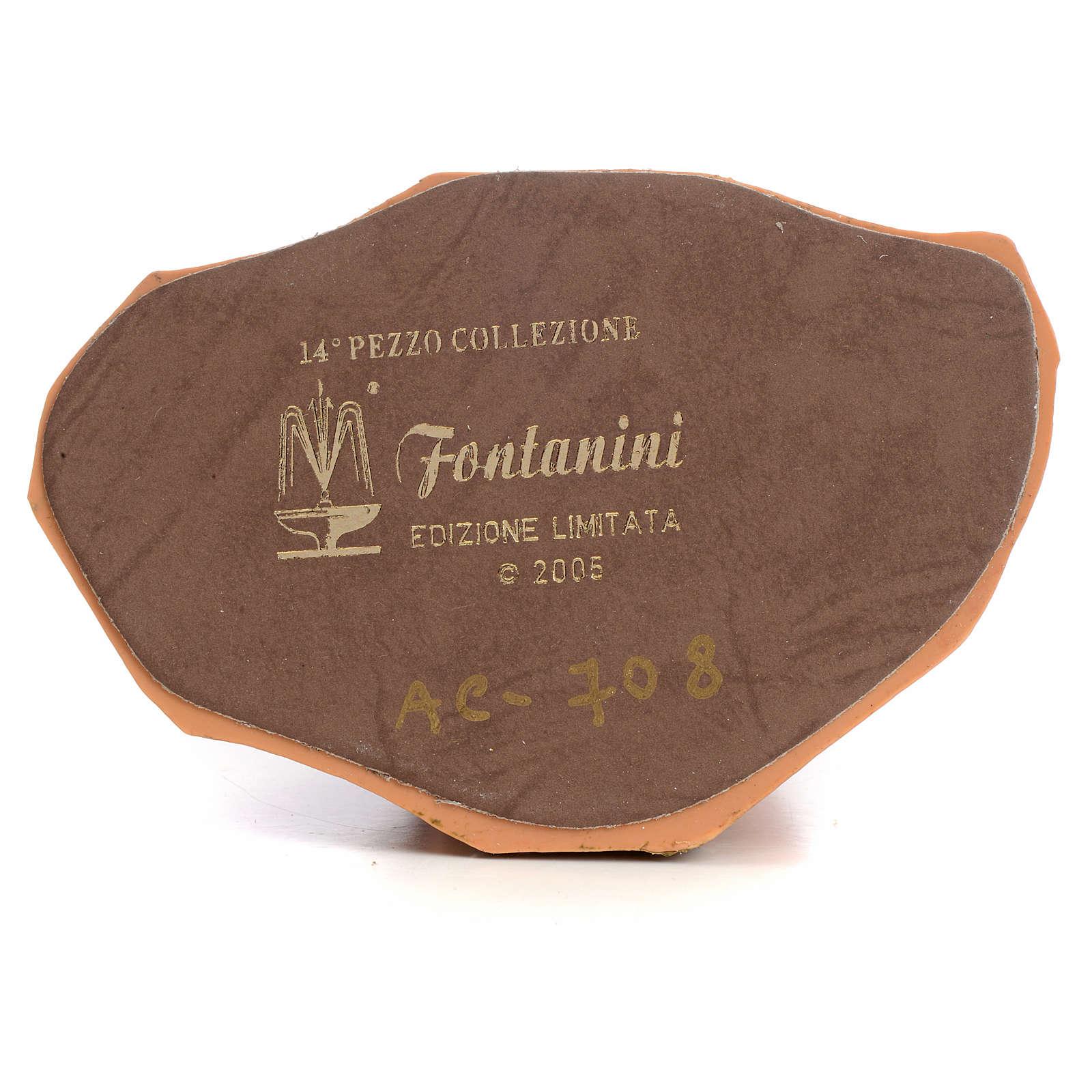 Darah e Grace 12 cm Fontanini edizione limitata anno 2005 3