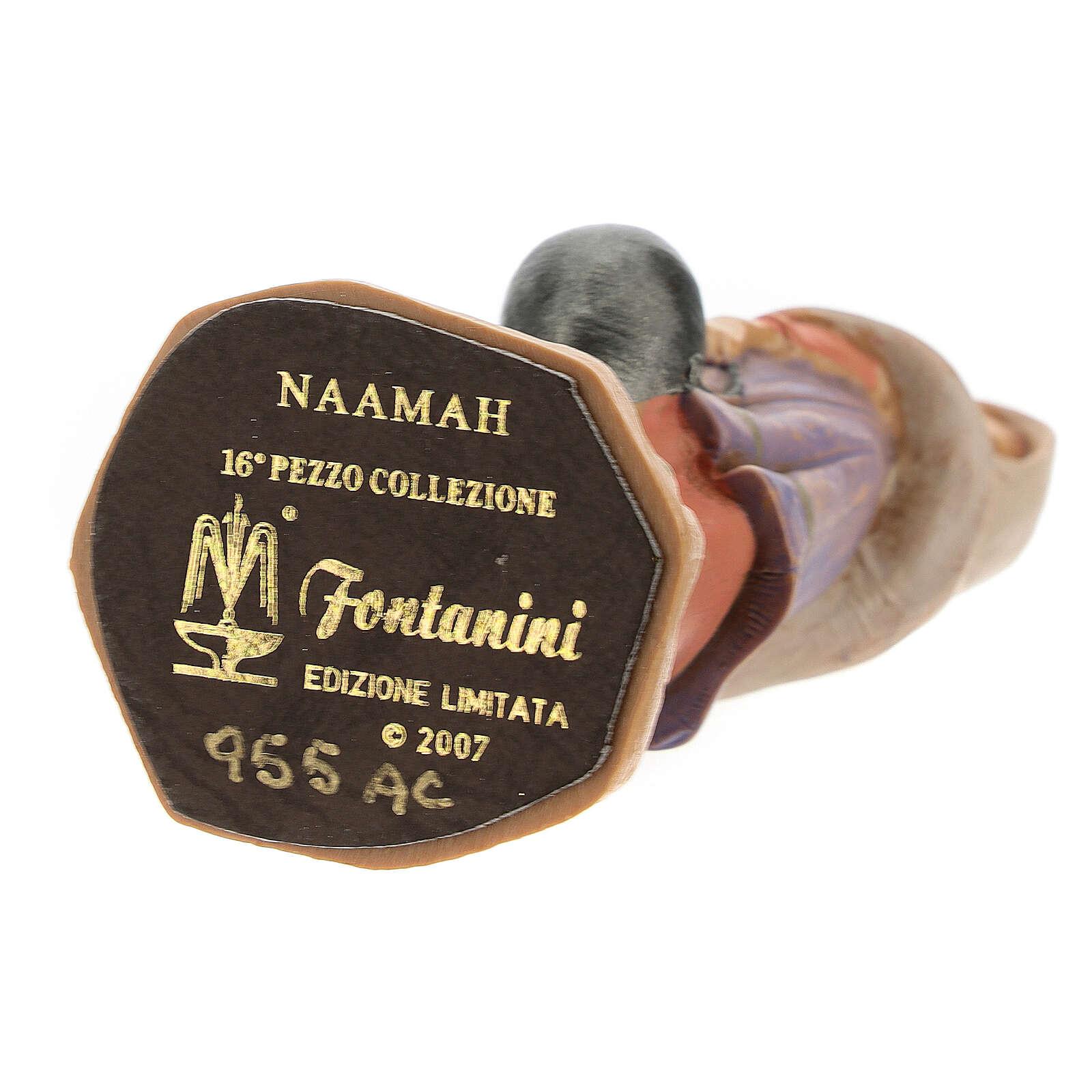 Naamah 12 cm Fontanini edición limitada año 2012 4