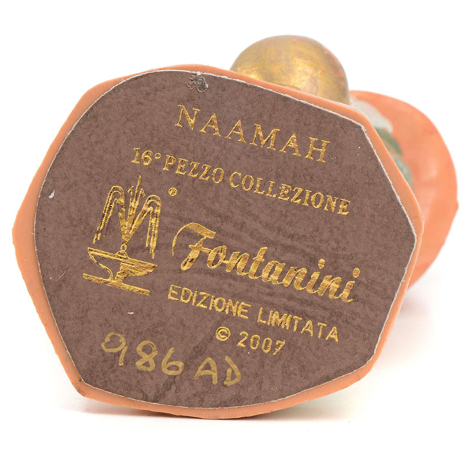Naamah 12 cm Fontanini edizione limitata anno 2012 3