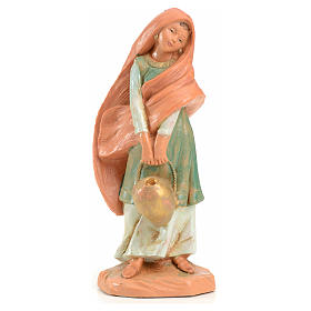 Statue per presepi: Naamah 12 cm Fontanini edizione limitata anno 2012