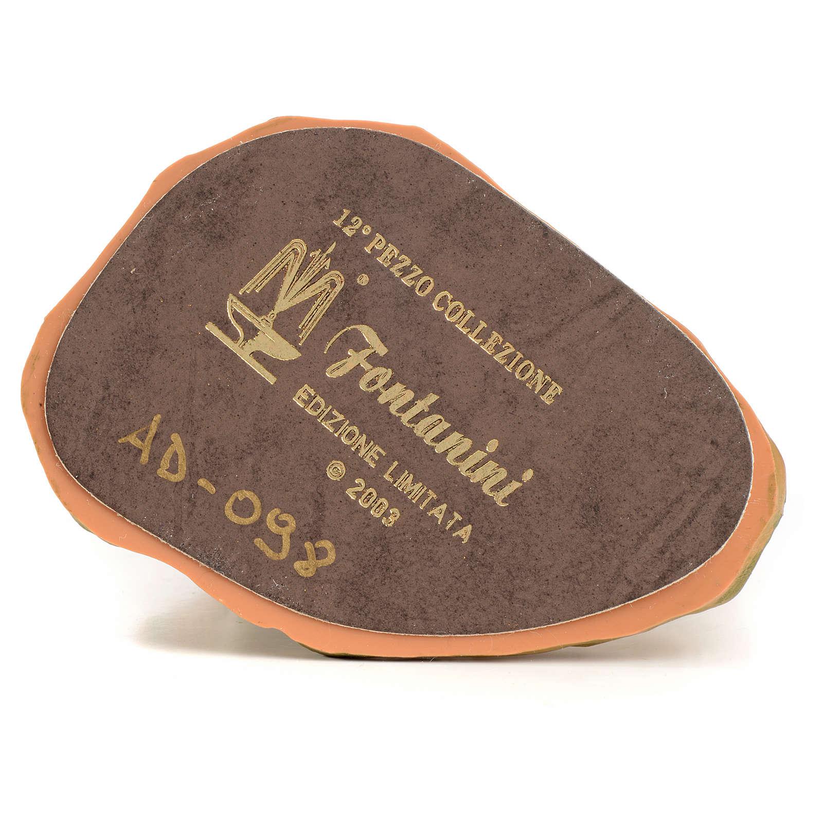 Rhoda 12 cm Fontanini edizione limitata anno 2003 3
