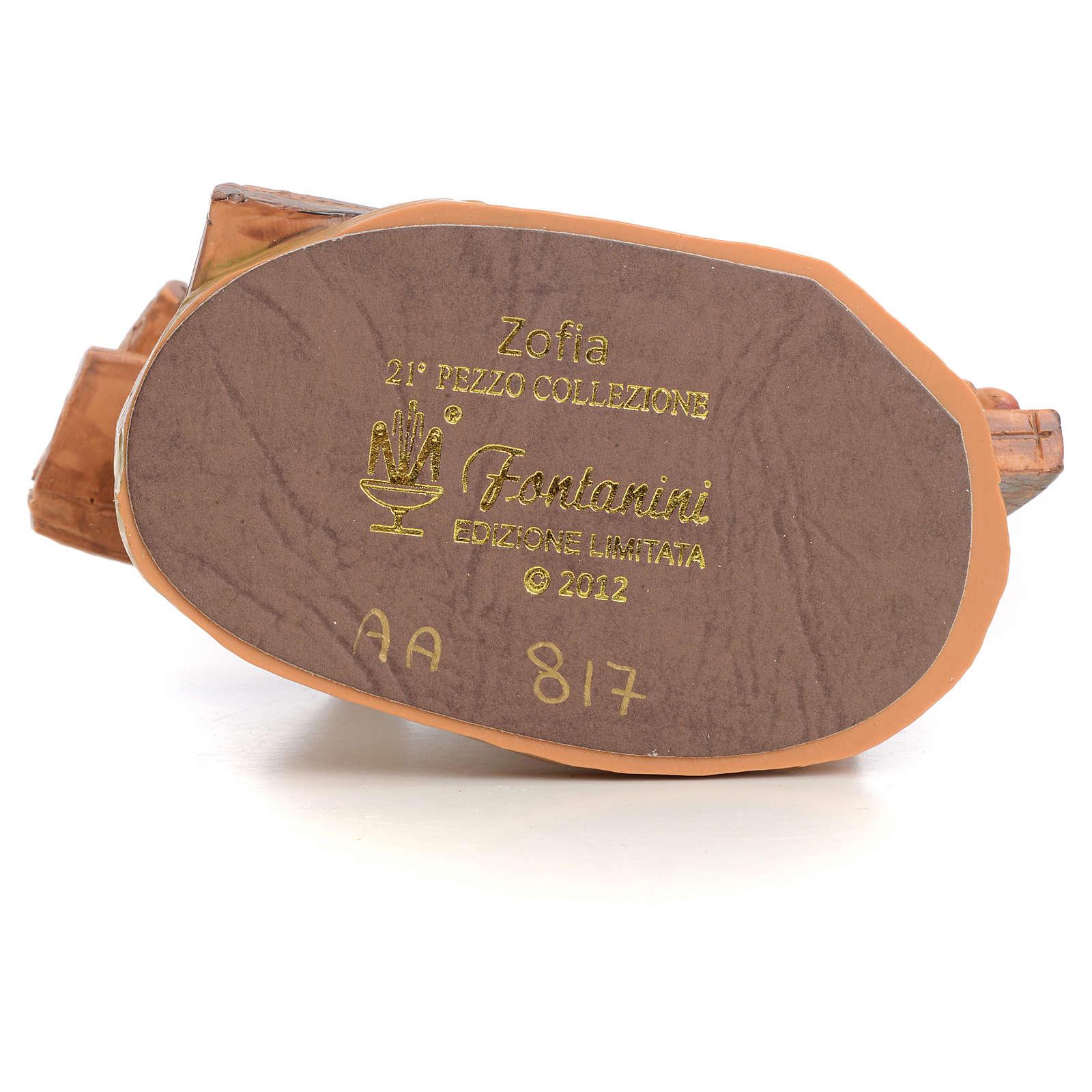 Zofia 12cm Fontanini E. limitada año 2012 3