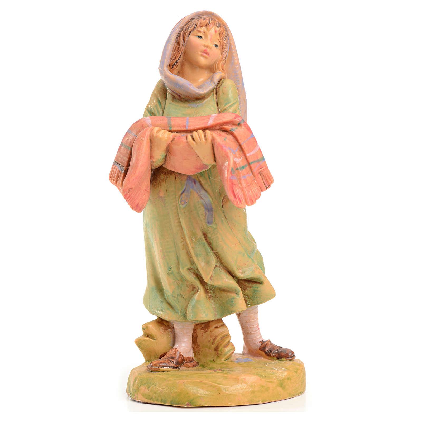 Gabriella 12 cm Fontanini edizione limitata anno 1995 3