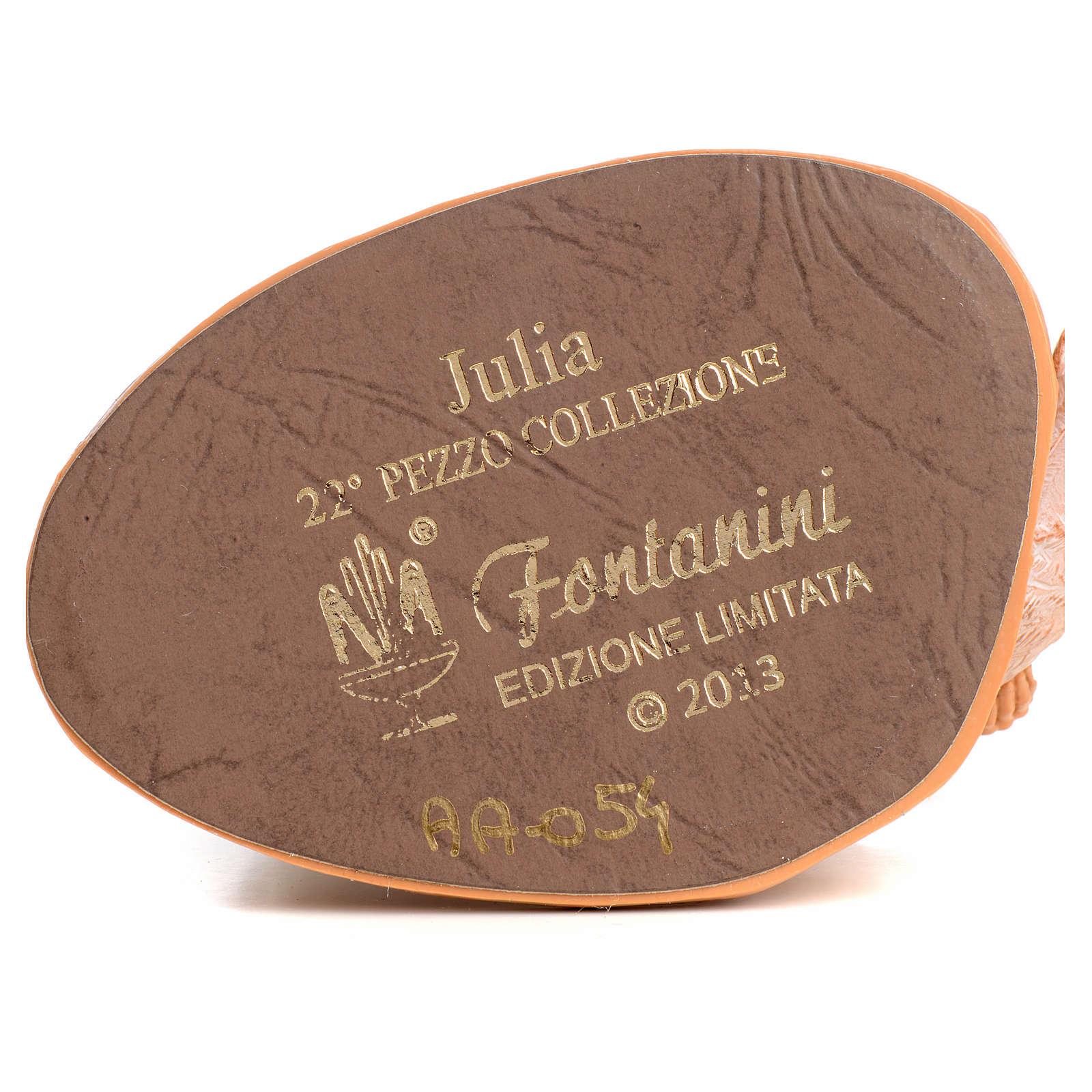 Julia 12 cm Fontanini edizione limitata anno 2013 3