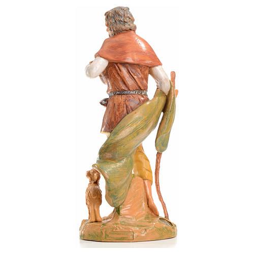 Pastor con perro 30 cm Fontanini 3