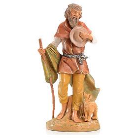 Pastore con cane 30 cm Fontanini s1