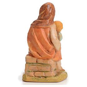 Ednah 12 cm Fontanini edizione limitata anno 2002 s2