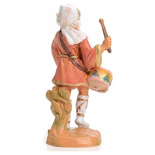 Pastore con tamburo 9,5 cm Fontanini 2