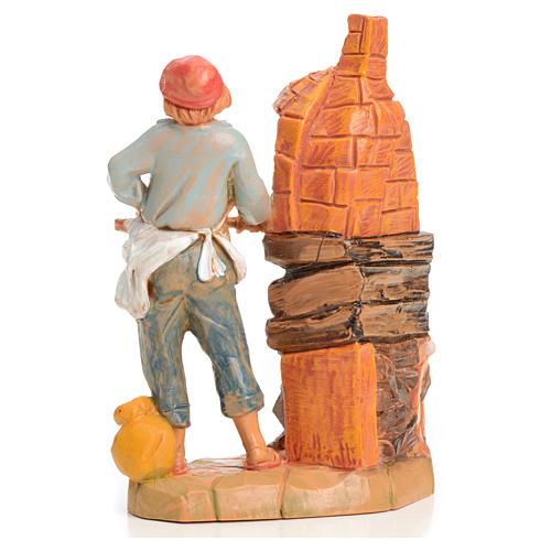 Panadero 9,5 cm Fontanini 2