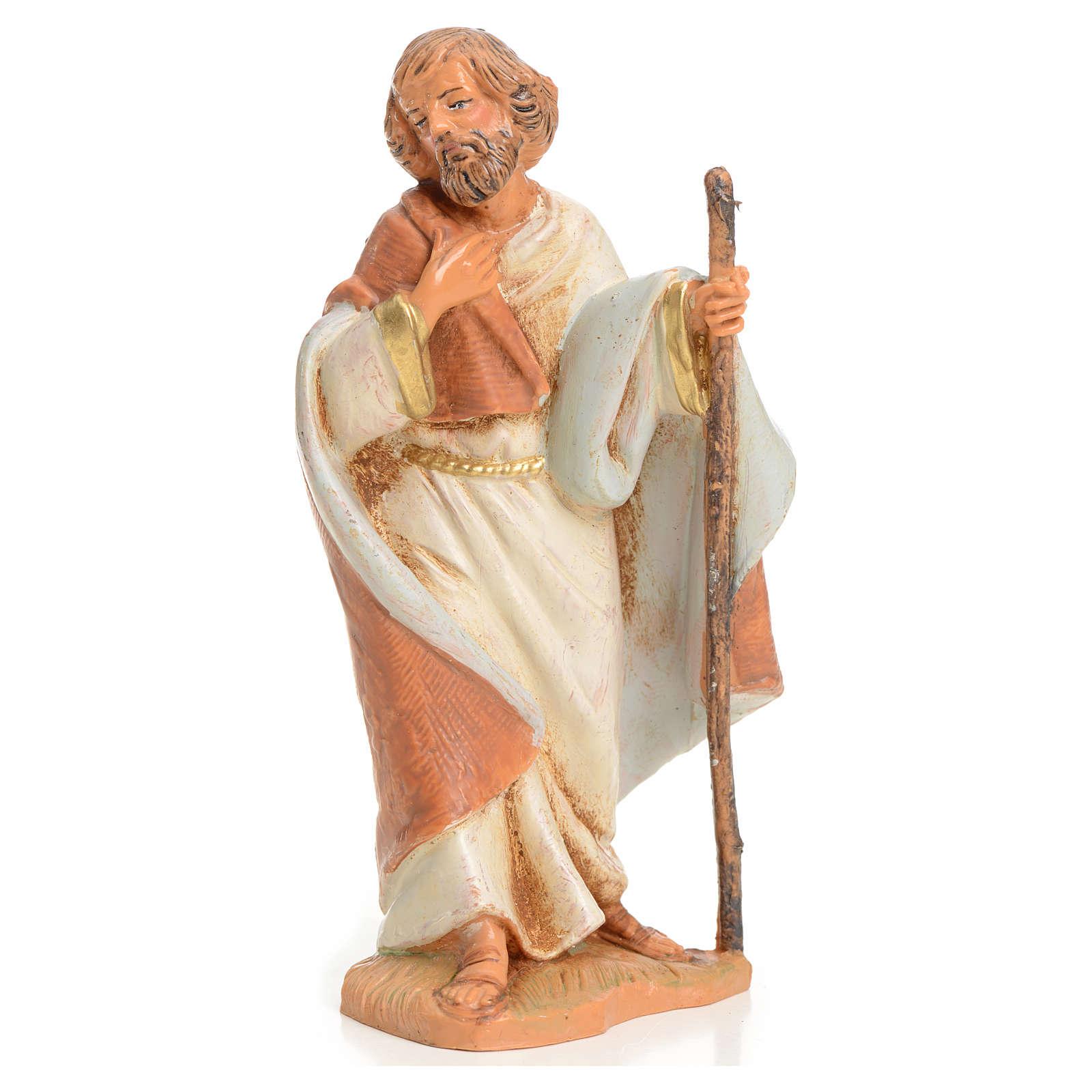 Heiliger Josef 9,5cm, Fontanini 4
