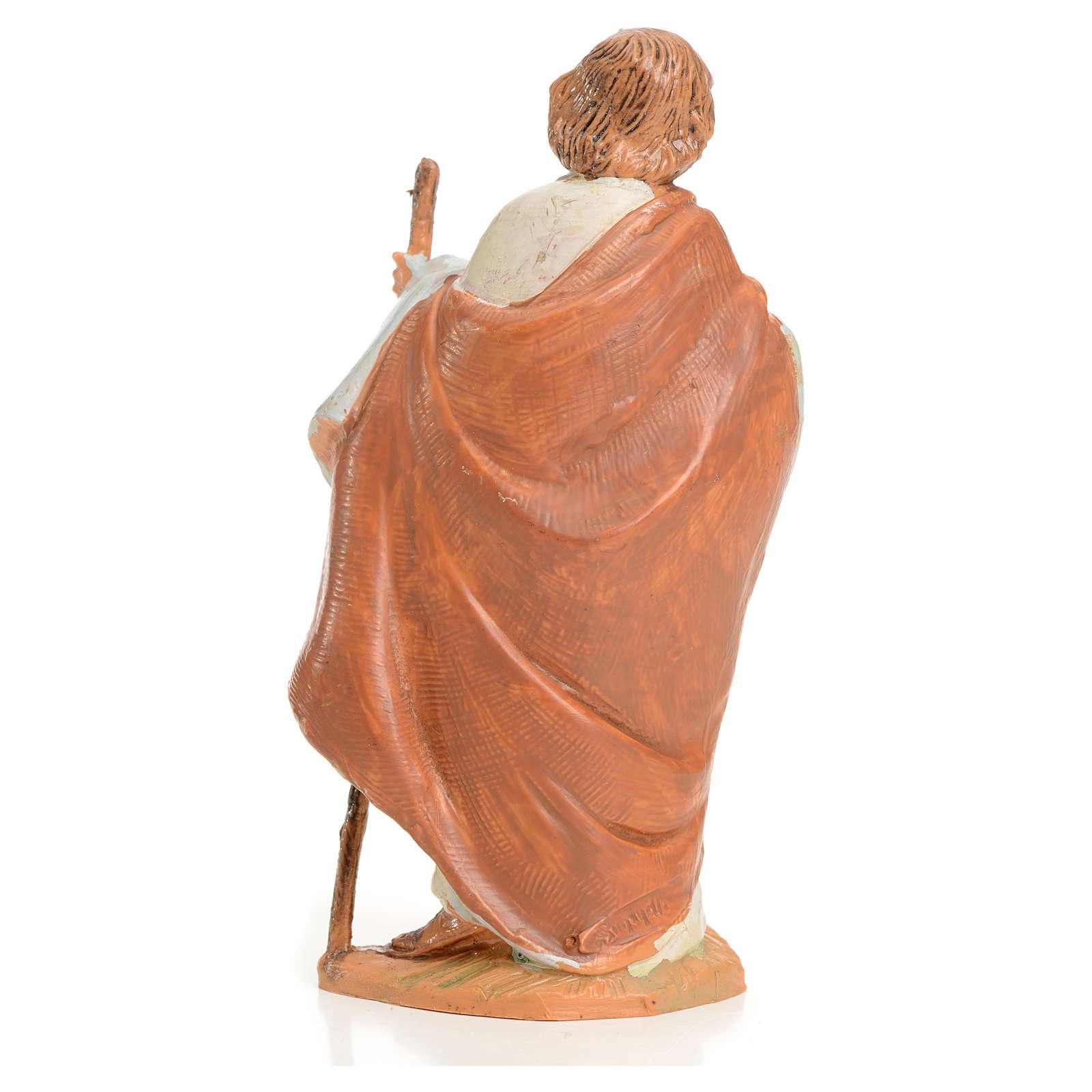 St Joseph crèche 9,5 cm Fontanini 4