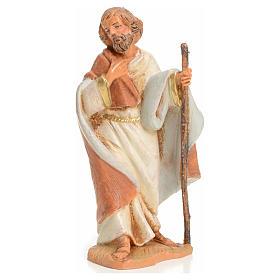 St Joseph crèche 9,5 cm Fontanini s1