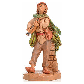 Figuras de Presépio: Flautista 9,5 cm Fontanini