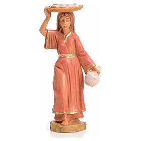 Pastora con bandeja 6,5 cm Fontanini s5