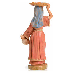 Pastora con bandeja 6,5 cm Fontanini s6