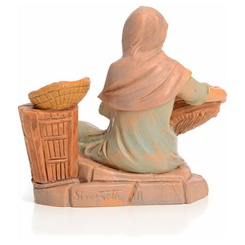 Pastora con bandeja 6,5 cm Fontanini 4