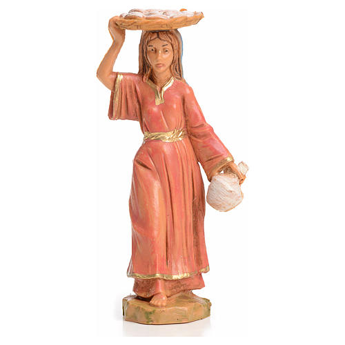 Pastora con bandeja 6,5 cm Fontanini 1