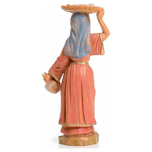 Pastora con bandeja 6,5 cm Fontanini 2