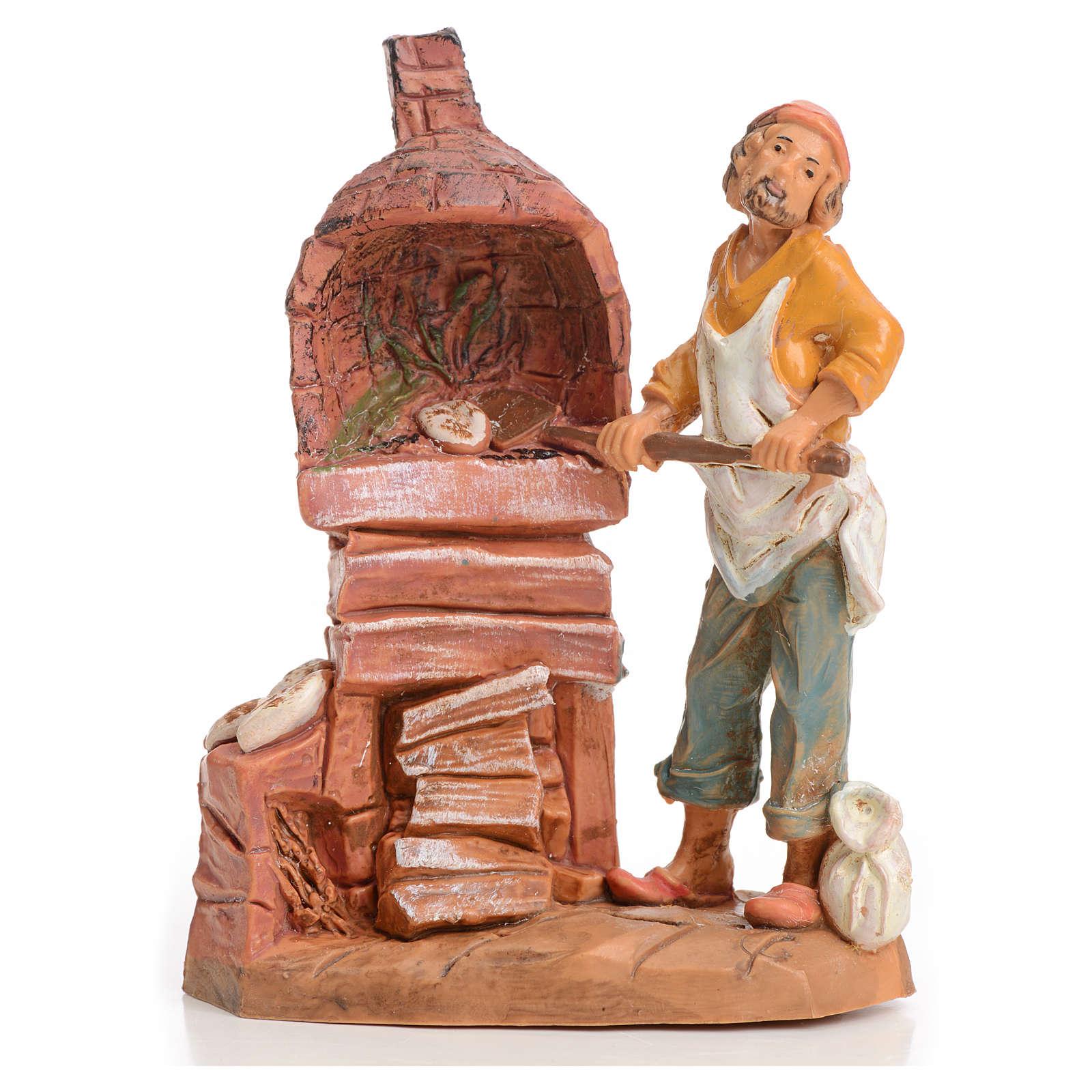 Menuisier crèche 6,5 cm Fontanini 4