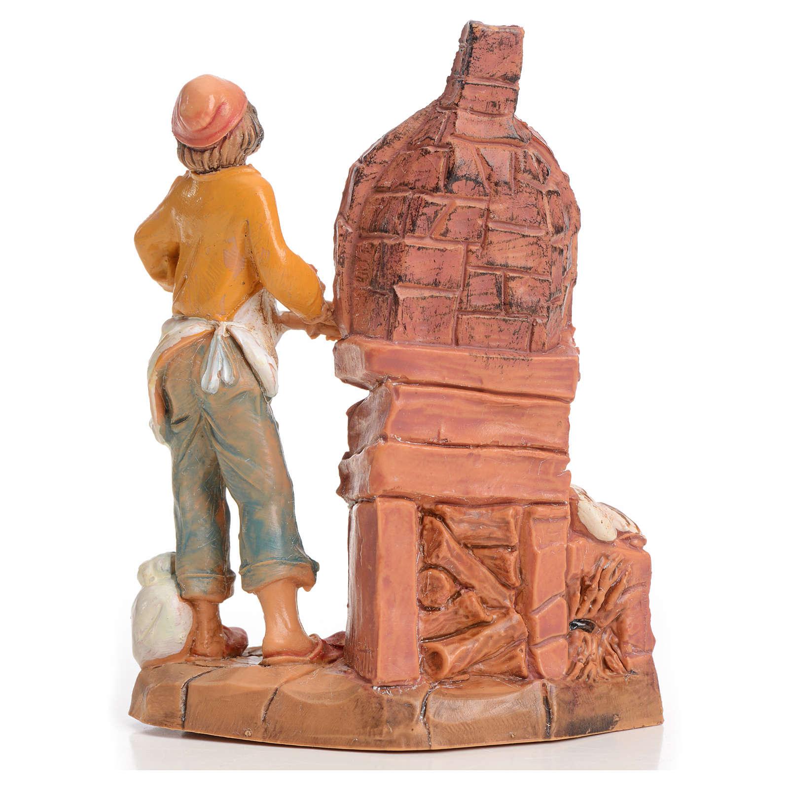 Piekarz 6.5 cm Fontanini 3