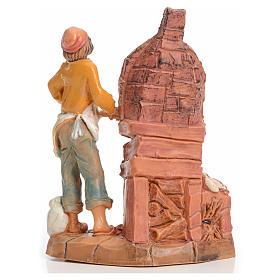 Piekarz 6.5 cm Fontanini s2