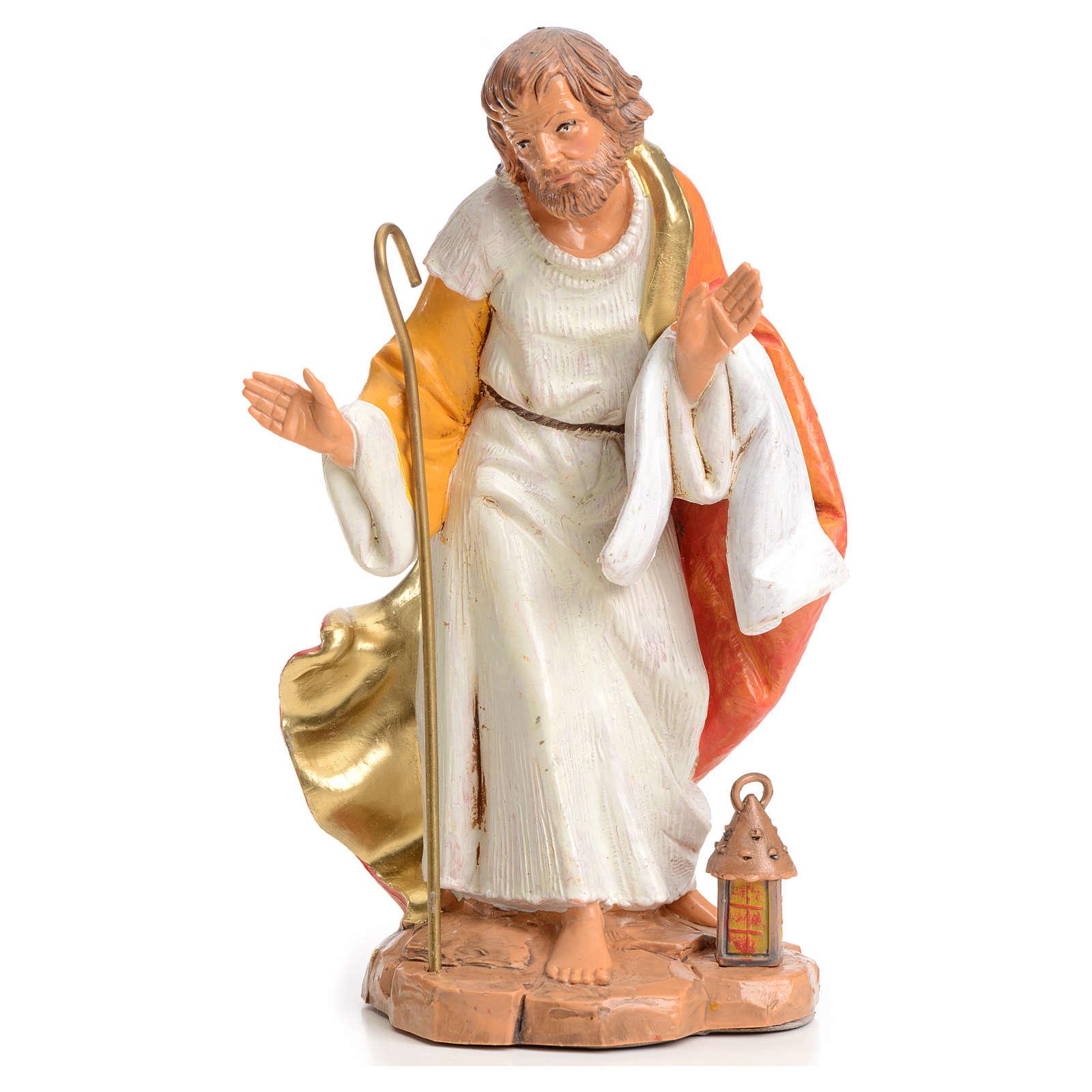 Heiliger Josef 15cm, Fontanini 4