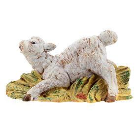 Pecore set 3 pezzi per presepe di altezza media 15 cm Fontanini s4