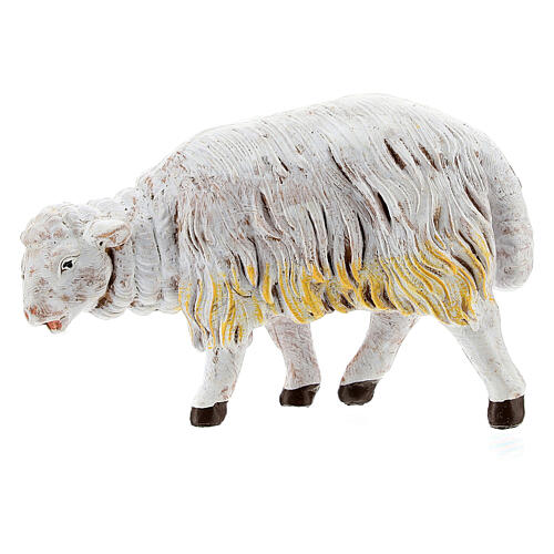 Pecore set 3 pezzi per presepe di altezza media 15 cm Fontanini 3