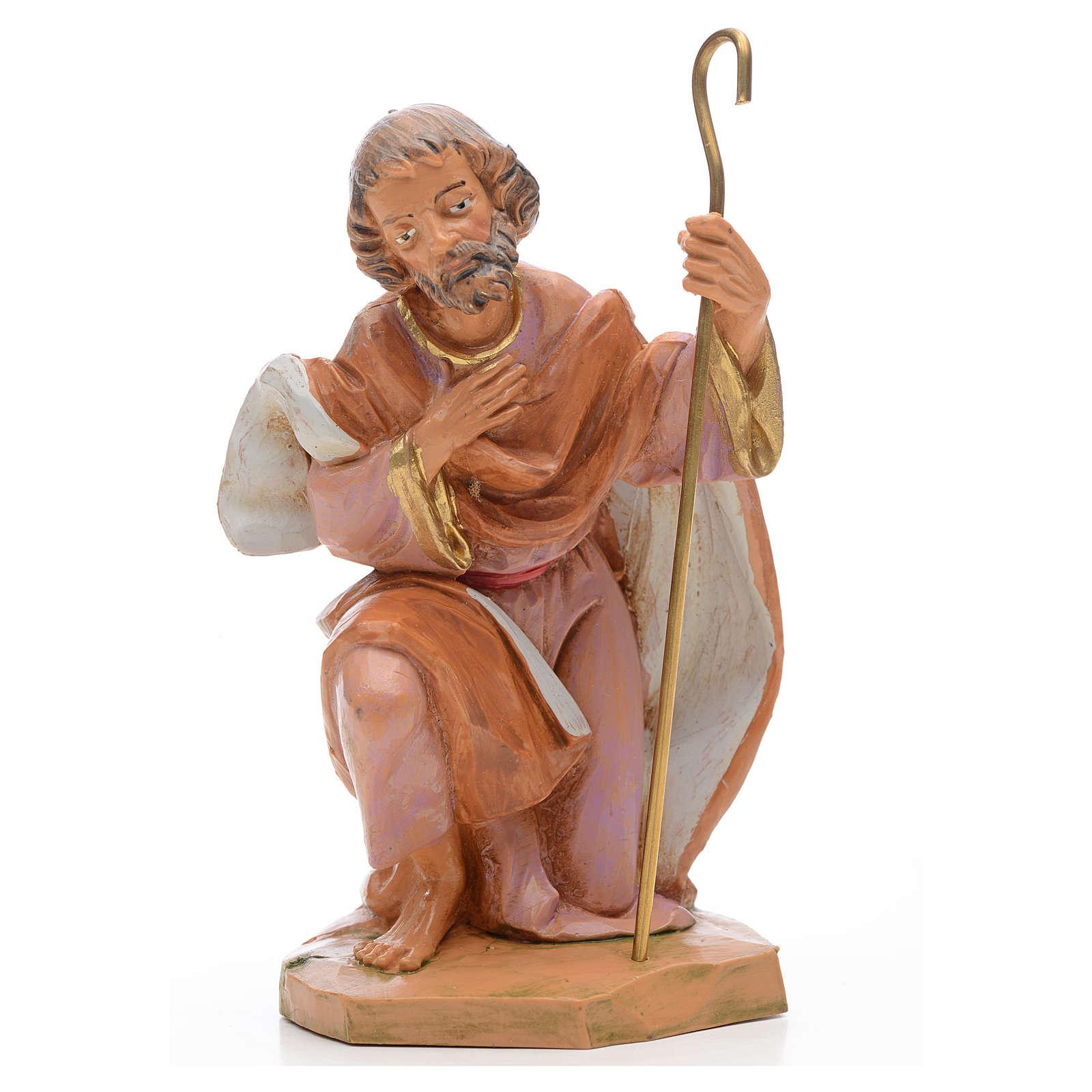Saint Joseph crèche 17 cm Fontanini 3