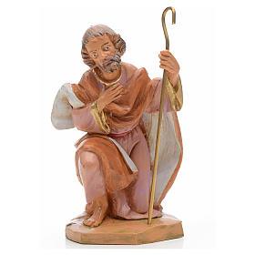 San Giuseppe per Presepe Fontanini altezza media 17 cm s1