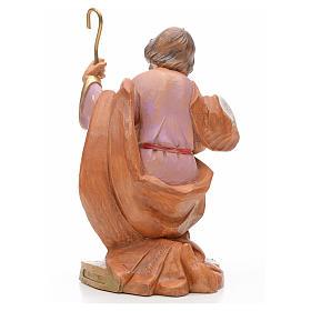 San Giuseppe per Presepe Fontanini altezza media 17 cm s3