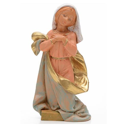 Vierge Marie crèche 17 cm Fontanini 1