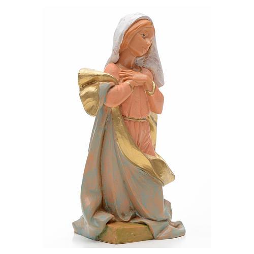 Vierge Marie crèche 17 cm Fontanini 2