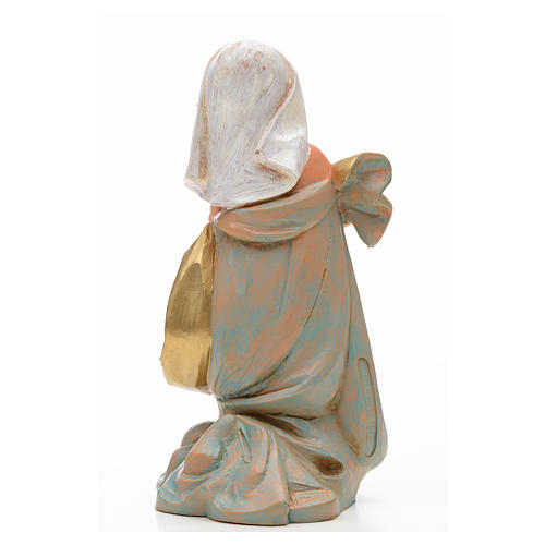 Vierge Marie crèche 17 cm Fontanini 3