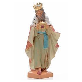 Rey blanco 17 cm Fontanini s1