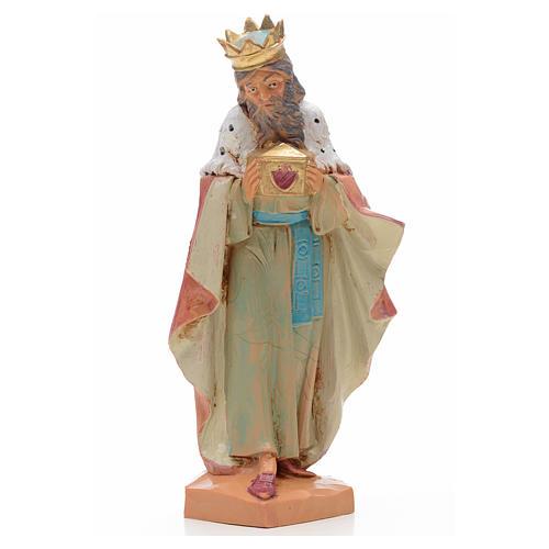 Rey blanco 17 cm Fontanini 1