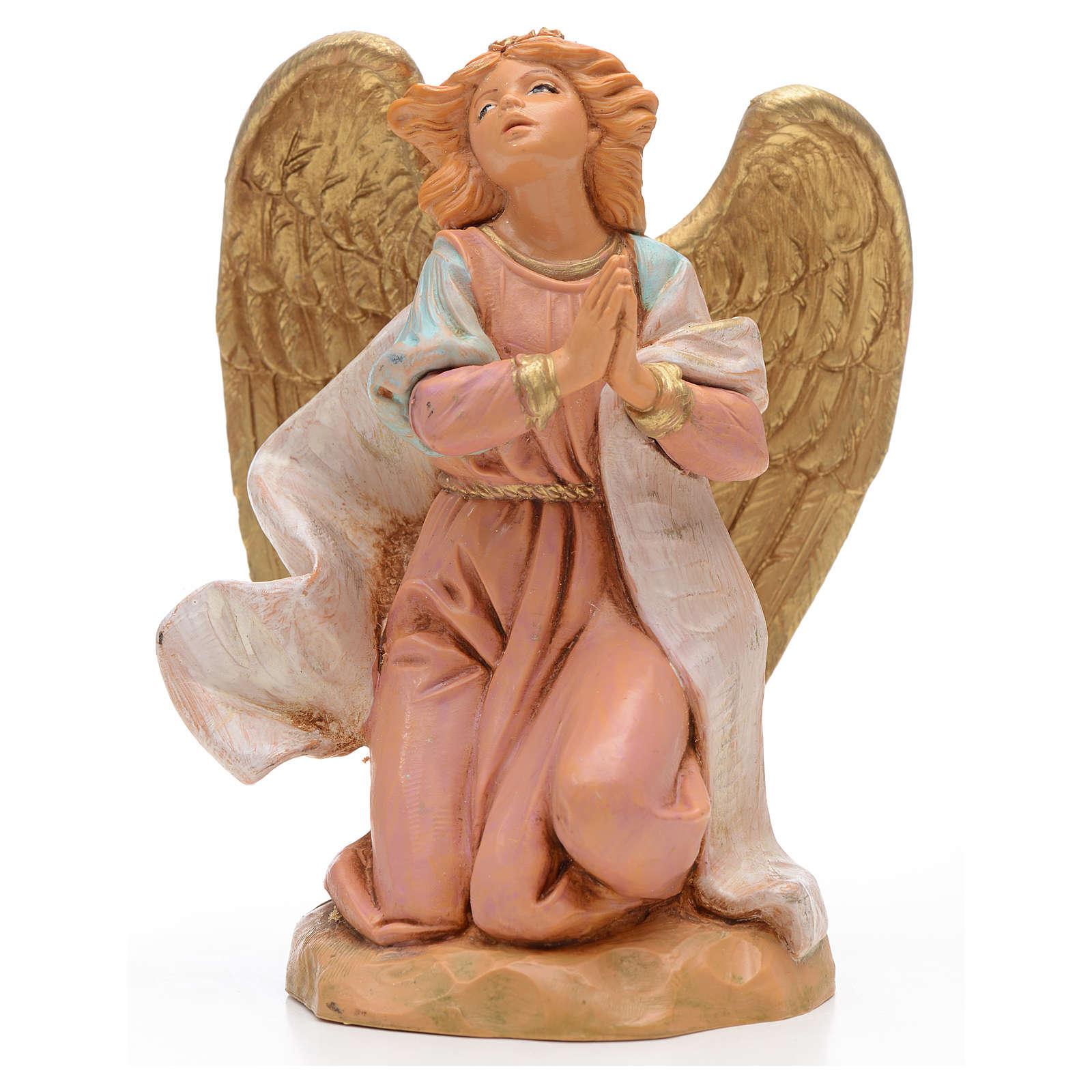 Ángel en rodillas 17 cm Fontanini 4
